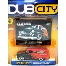 Jada Dub City - 1957 Chevy Suburban Pizza Delivery Van