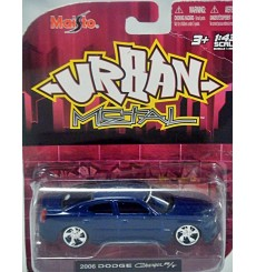 Maisto Urban Metal Series - Dodge Charger R/T