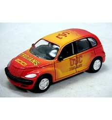 White Rose Collectibles - 2001 USC Trojans Chrysler PT Cruiser