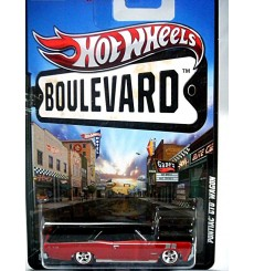 Hot Wheels Boulevard - 1965 Pontiac GTO Station Wagon