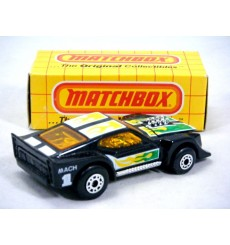 Matchbox Ford Mustang IMSA Race Car