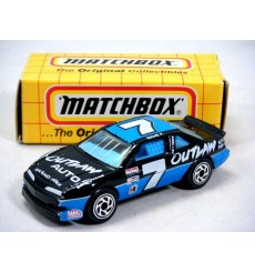 Matchbox - Outlaw Auto Pontiac Grand Prix NASCAR Stock Car