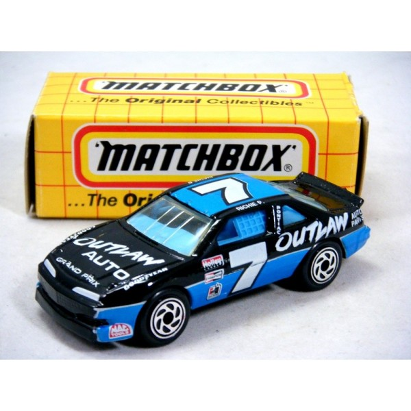 Matchbox Outlaw Auto Pontiac Grand Prix Nascar Stock Car