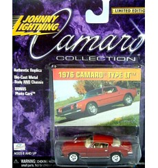 Johnny Lightning Camaro Collection - 1976 Camaro Type LT