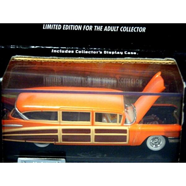 Chevrolet Spark Woody