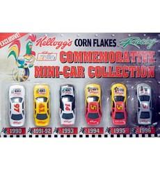 Rare Kelloggs Racing Commemorative NASCAR Collection