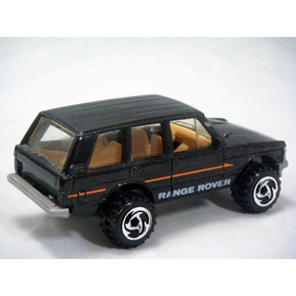 Hot Wheels Land Rover Range Rover Global Diecast Direct