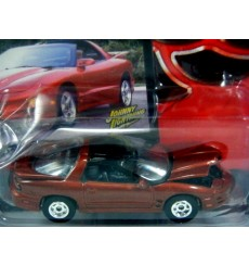 Johnny Lightning Firebirds 2001 Pontiac Firebird WS6 Trans Am