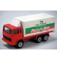 Majorette - Volvo Pizza Del Arte Restaurant Delivery Truck
