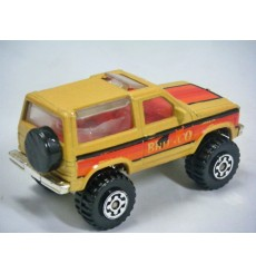 Matchbox Color Changers - Ford Bronco