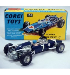 Corgi - Cooper Maserati Racing Car (Factory Error)