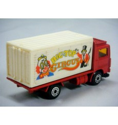 Matchbox - Volvo Container Truck - Big Top Circus