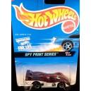 Hot Wheels Spy Print Series - Sol-Aire CX4