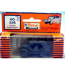 Roco Minitanks (226) Dodge Kubelwagen