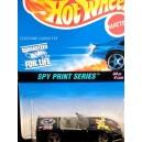 Hot Wheels Spy Print Series Chevrolet Corvette C4 Convertilbe