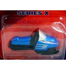 Maisto Speed Wheels Series X  - Snowmobile