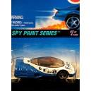 Hot Wheels Spy Print Series Alien