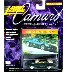 Johnny Lightning Camaro Collection - 1989 Camaro IROC-Z