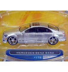 Jada Dub City - Mercedes-Benz S550 Sedan