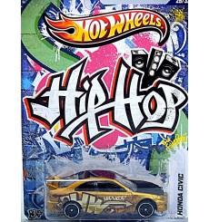 Hot Wheels Jukebox Series - Hip Hop Honda Civic