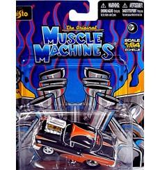 Maisto - The Original Muscle Machines Series - 1955 Chevy Bel Air Gasser