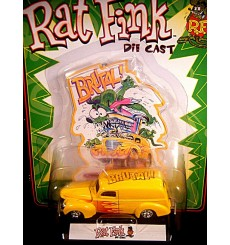Racing Champions Big Daddy Ed Roth Rat Fink Series  -  Ford Sedan Delivery Truck