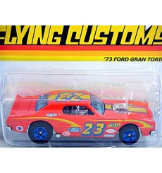 Hot Wheels - 1973 Ford Gran Torino
