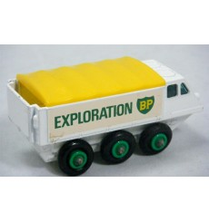 Matchbox Regular Wheels Alvis Stalwart BP Exploration Truck