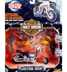 Metal Maxx Custom Shop FLSTF Fat Boy - Harley Davidson