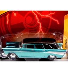 Johnny Lightning Forever 64 Series - 1957 Chevrolet Hearse
