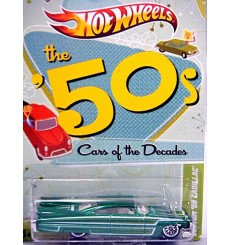 Hot Wheels Cars of the Decades - 1959 Cadillac Eldorado