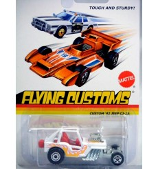 Hot Wheels Flying Customs - 1942 Jeep CJ-2A Hot Rod