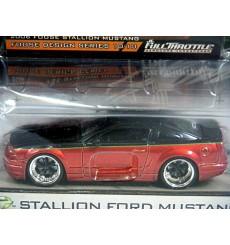 "JL Full Throttle - Chip Foose ""Stallion"" Ford Mustang"