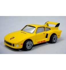 Matchbox World Class - Porsche 935 Race Car