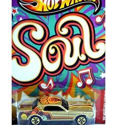 Hot Wheels Jukebox - Soul Music 1968 Mercury Cougar