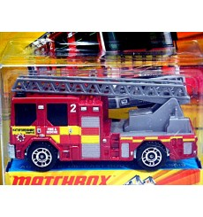 Matchbox Lesney Superfast Series - Dennis Ladder Fire Truck