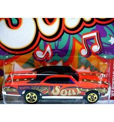 Hot Wheels Jukebox - 1967 Pontiac GTO
