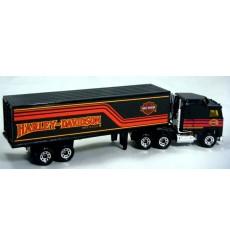 Matchbox - Kenworth Harley Davidson Factory Delivery Truck