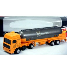 Majorette Trailers Series - DAF Extractor Tanker Truck
