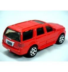 Matchbox Lincoln Navigator SUV