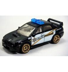 Matchbox Subaru Imprezza Police Car