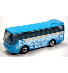 Matchbox Across America - Jersey Shore Ikarus Tour Bus