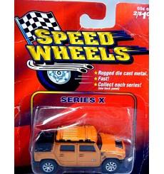 Maisto Speed Wheels - Hummer H2 SUT