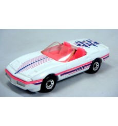 Matchbox Dream Machines - Chevrolet Corvette C4 Convertible