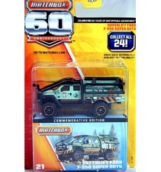 Matchbox 60th Anniversary Series - Ford F-350 Superlift