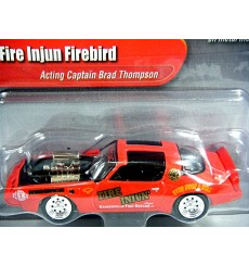 Johnny Lightning 2.0 - 1980 Pontiac Firebird Trans Am - Fire Injun