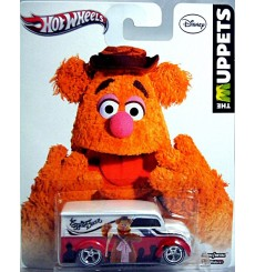 Hot Wheels Nostalgia Series - The Muppetts - Fozzie Bear Divco Dairy Delivery