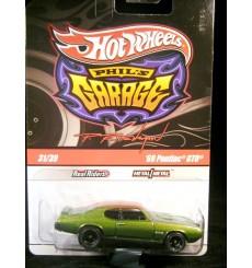 Hot Wheels Phils Garage - 1969 Pontiac GTO Judge