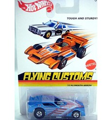 Hot Wheels Flying Customs - 1977 Plymouth Arrow NHRA Race Car