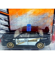 Matchbox Subaru Imprezza WRX Police Car